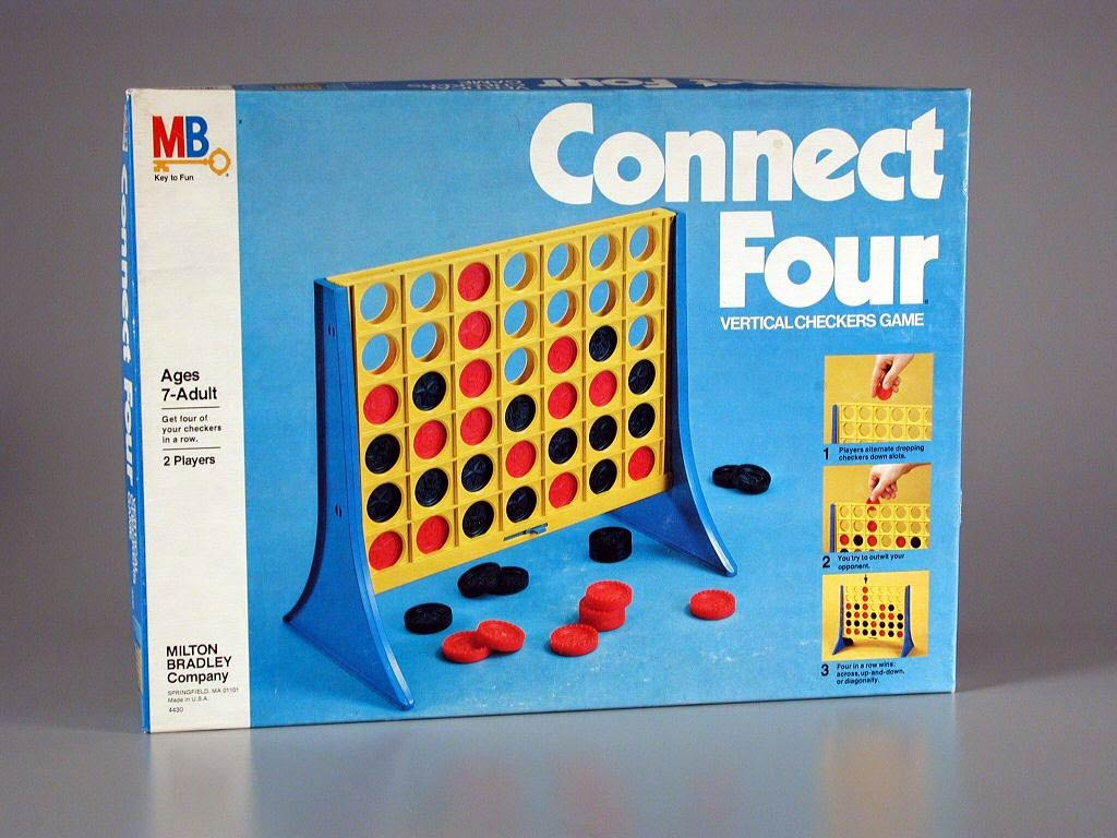 connect four box